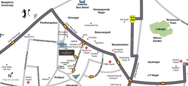 Photo - Tata Housing The Promont Location Map