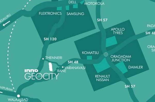Photo - Inno GeoCity Location