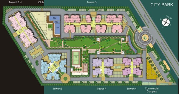 Photo - Assotech Windsor Court Site Plan